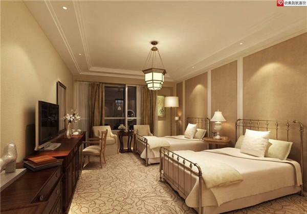 宾馆装饰案例